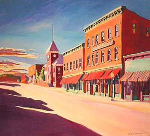 Telluride, Colorado, Artist, Roger Mason