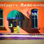 Cristy Hardware- Roger Mason Art