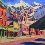 Textured Main Street